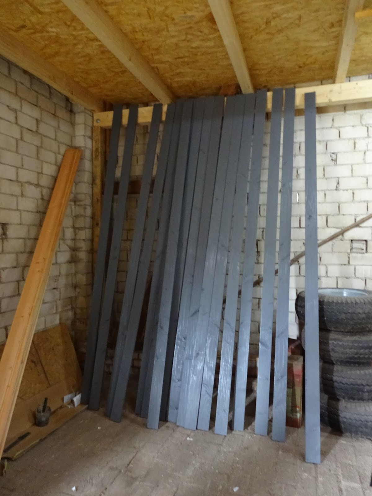 ein traumhaus f r familie s ein kleiner schuppen f r die. Black Bedroom Furniture Sets. Home Design Ideas