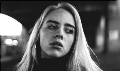 Billie Eilish Premieres 'Ocean Eyes' Video