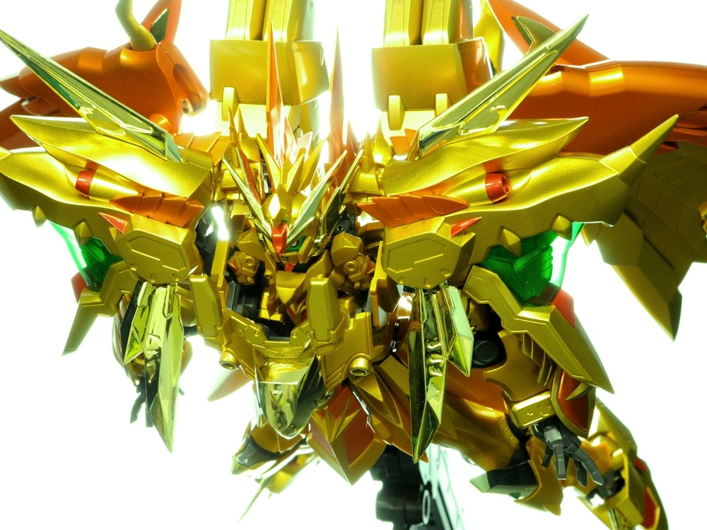 Tamashii Webshop Exclusive: SDX SD Gundam Superior Kaiser