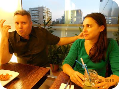 Albert si Claudia