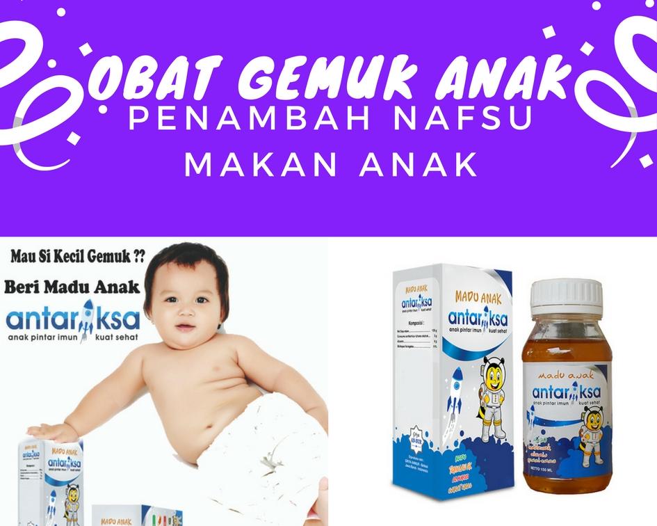 Vitamin Anak Biar Cepat Gemuk Proporsional Sehat