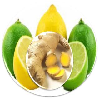 gingembre-citron-santé-toux- douleur - rhume