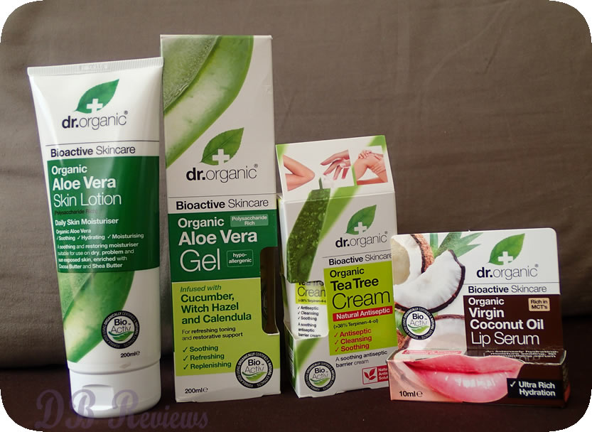 dr organic products