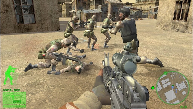 Delta Force Black Hawk Down Free Download [ZainsBaba.com]