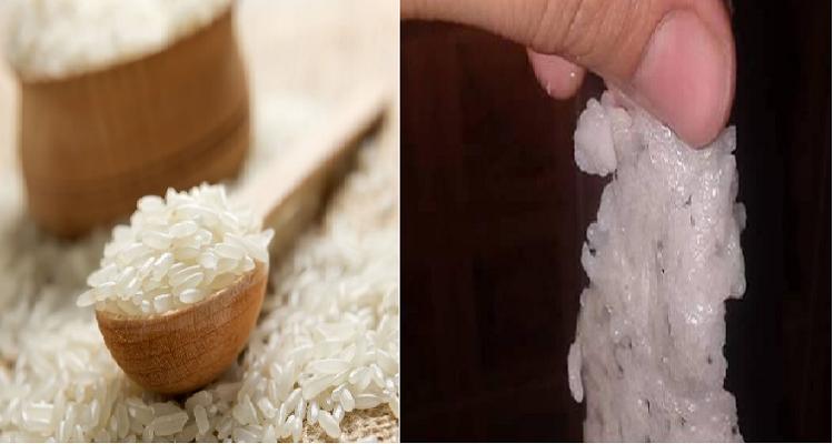 ارز صينى مصنوع من البلاستيك ينتشر بالاسواق ويسبب امراضاً خطيرة