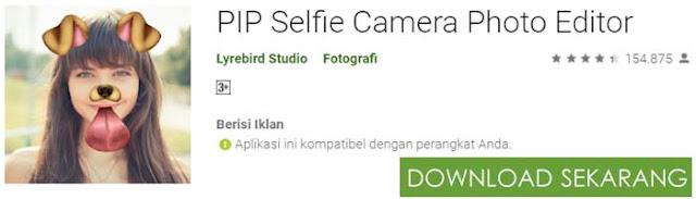 aplikasi edit foto selfie android terbaik