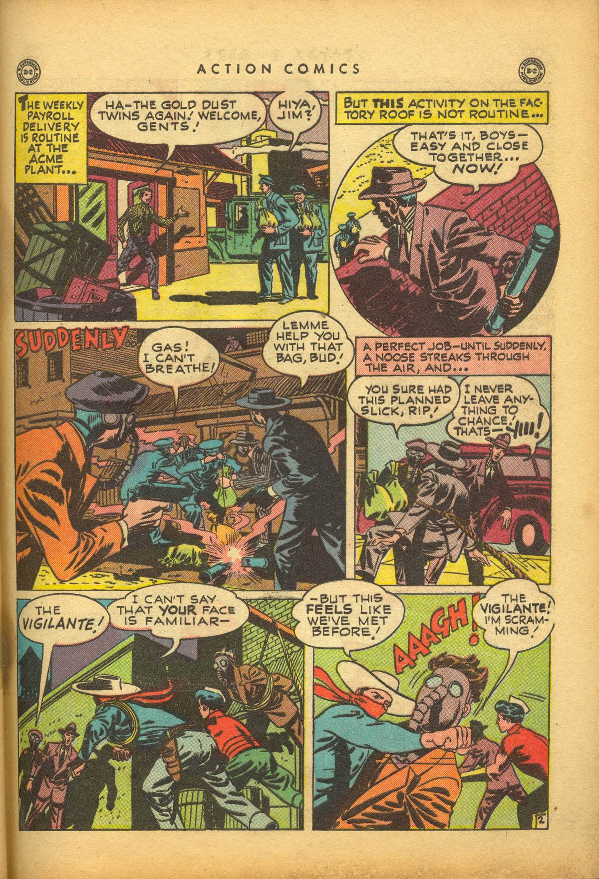 Read online Action Comics (1938) comic -  Issue #112 - 41
