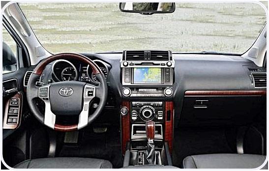 2018 Toyota Prado Concept And Specs Auto Toyota Review