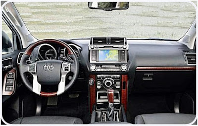 2018 Toyota Prado Concept And Specs