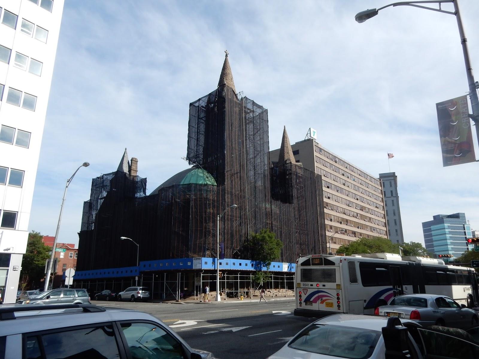 Newark and Jersey City 9 27 2016 | Urbanism vs Modernism