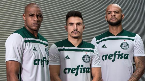 Camisetas centro de Futbol 2018-2019  camiseta Adidas Palmeiras ... 80595f33311cb