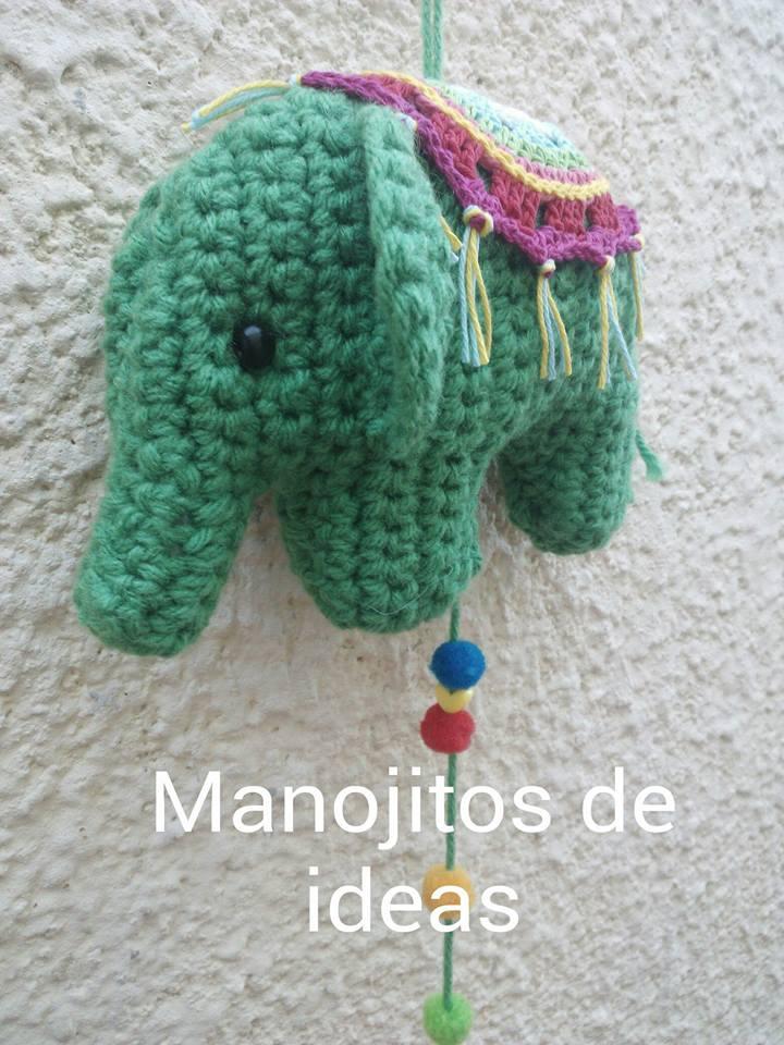 MANOJITOS DE IDEAS: Elefante hindú