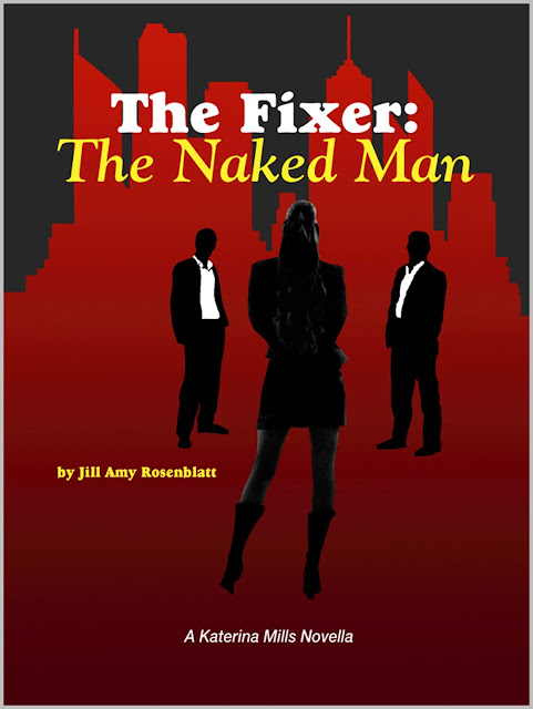 the-fixer, the-naked-man, jill-rosenblatt, book
