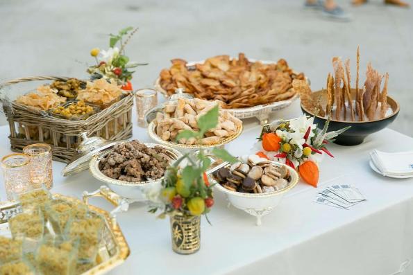 3 caterings de bodas que sigo en instagram - Gratia Catering