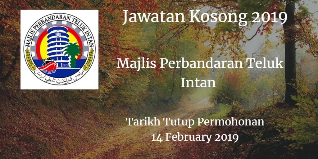 Jawatan Kosong MPTI 14 February 2019