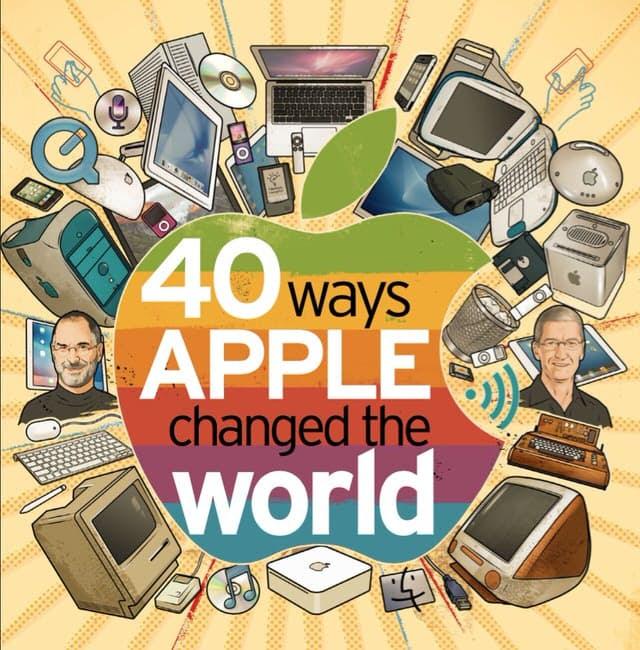 #262 40 Aniversario Apple