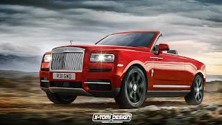 Spesifikasi Rolls Royce Cullinan