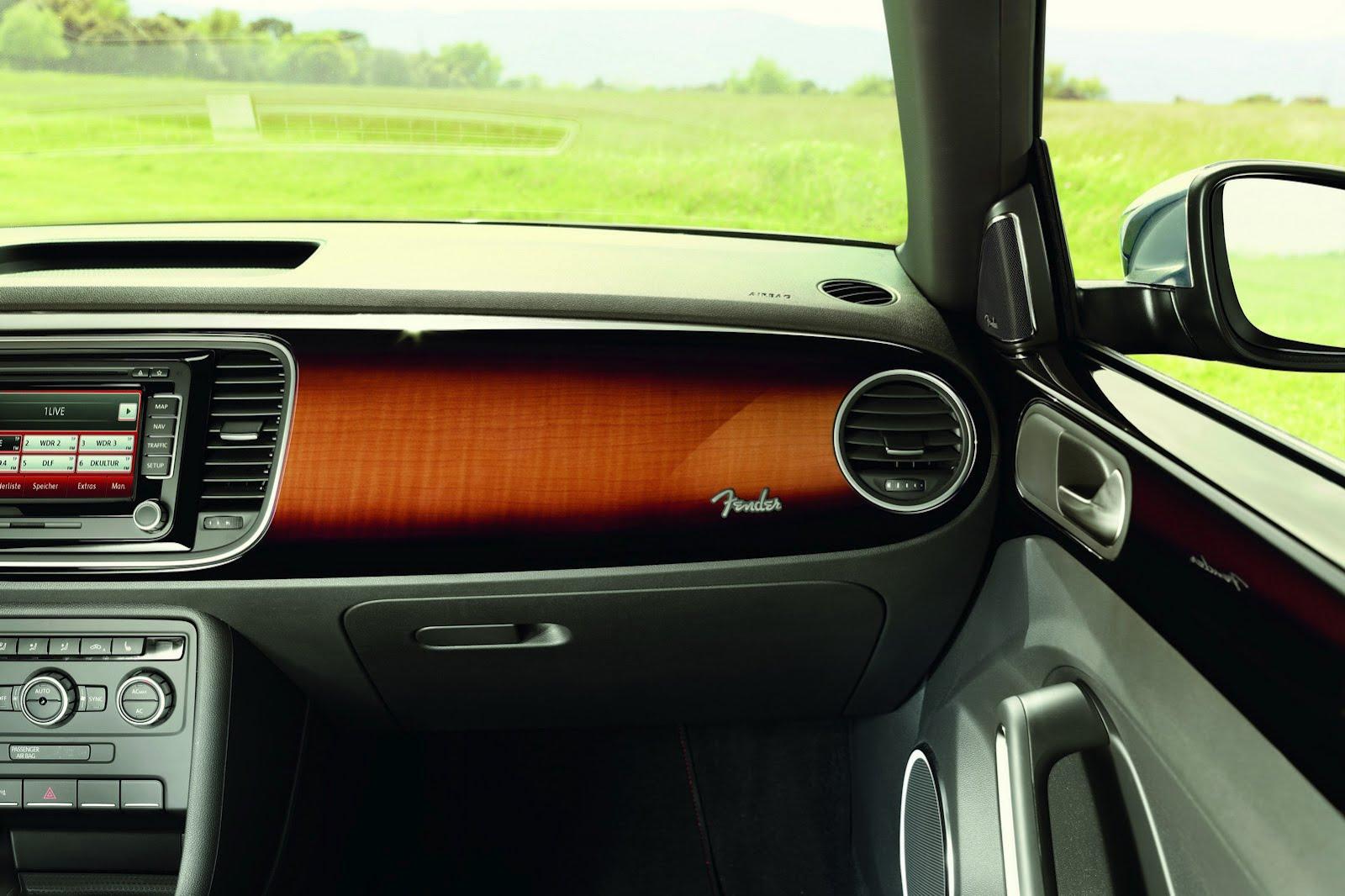 New Car Design Volkswagen Beetle Fender Edition