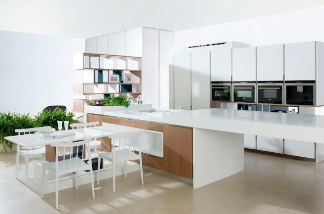 Những điểm cần chú ý khi lựa chọn tủ bếp gỗ acrylic
