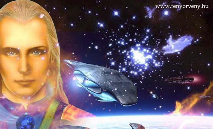 Ashtar és a Galaktikus Föderáció szerepe / Kontaktok