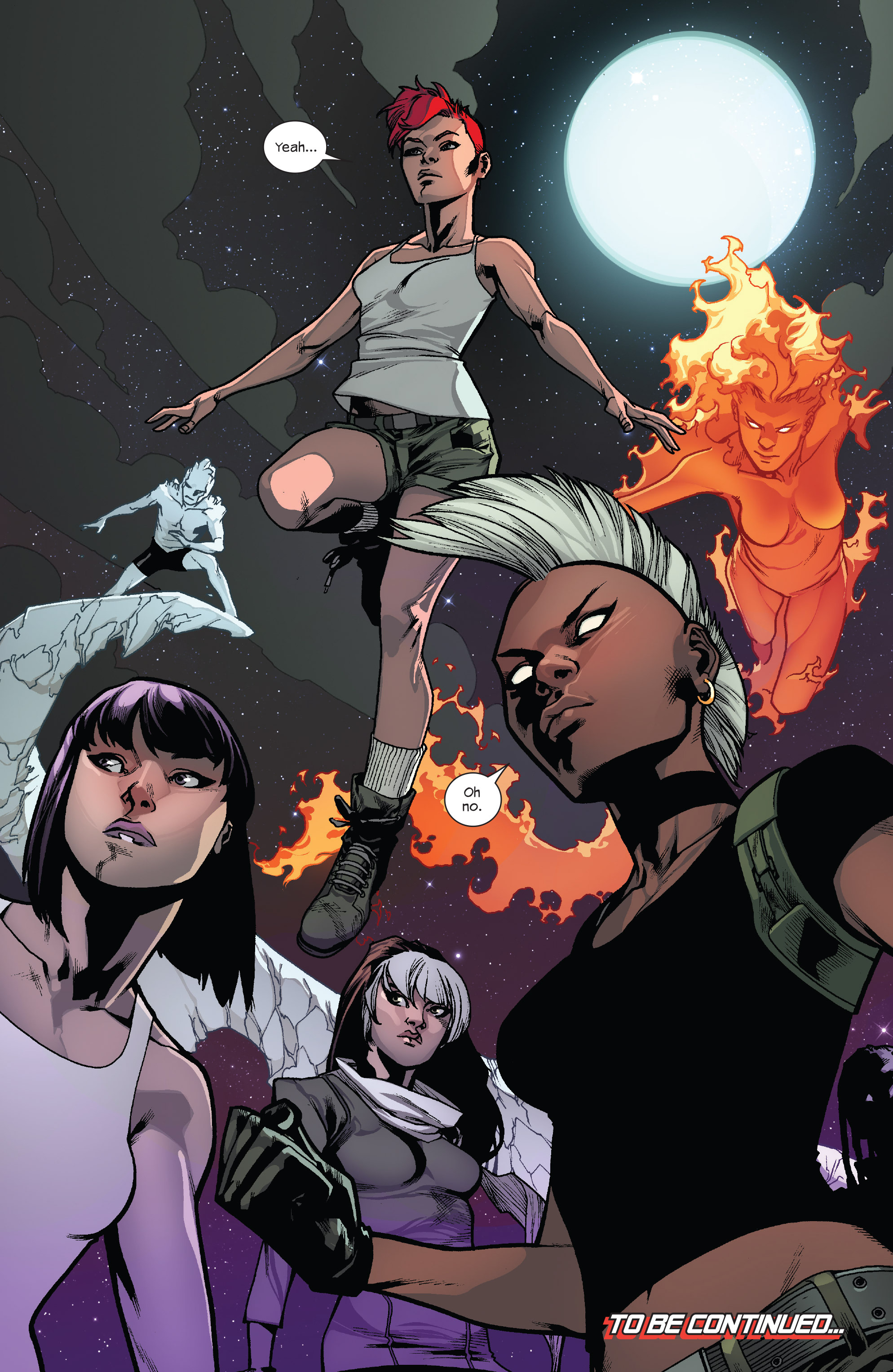 Read online All-New X-Men (2013) comic -  Issue #33 - 19