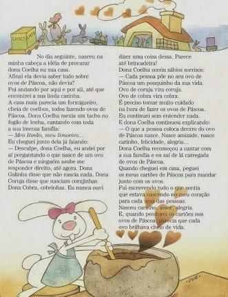 Historinha para a páscoa - O ovo da vida
