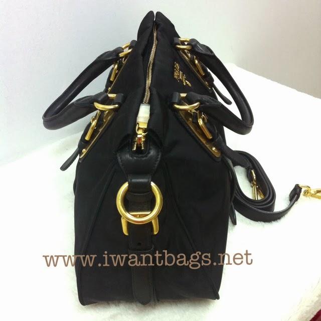 8a702f0fb97c I Want Bags backup: Prada Tessuto Bauletto Solf Calf Top Handle Tote ...