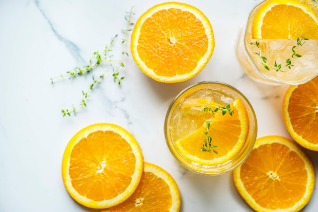 Lemons for full body detoxification