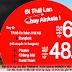 Bay Thái Lan đi Air Asia với vé rẻ chỉ từ 6 USD