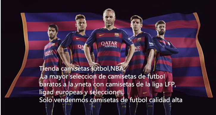 barato scamisetas futbol  2015 a9c575bcea0bd