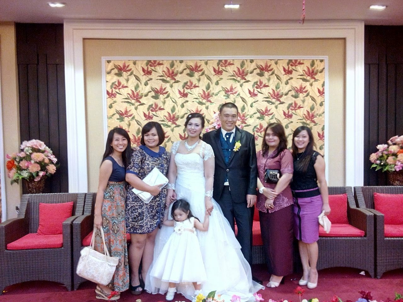 Central Tomang Wedding 2