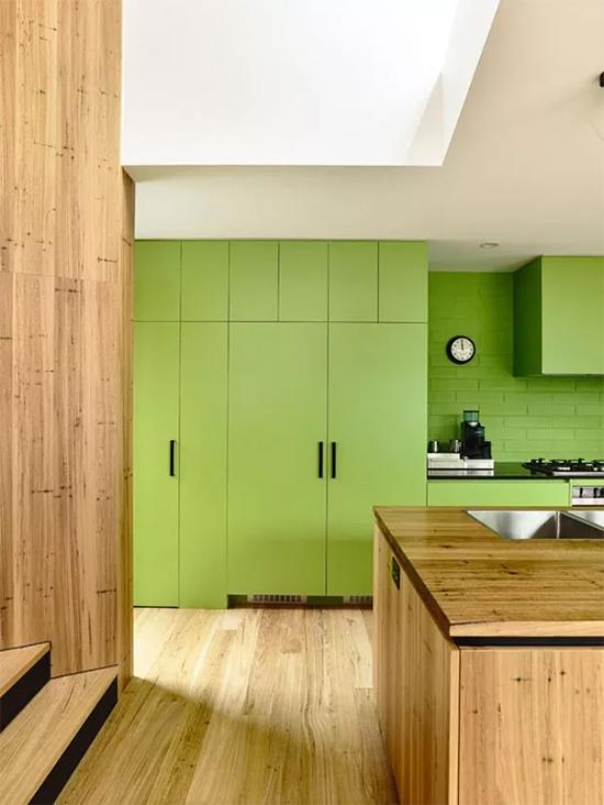 parede tijolos, parede tijolinhos, greenery a casa eh sua, acasaehsua, decoração, decor, home decor, home design, interior design, interior, cozinha americana