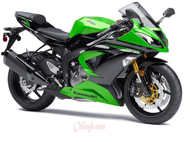 Daftar Harga Pasaran Motor Bekas Kawasaki Edisi Juni 2016