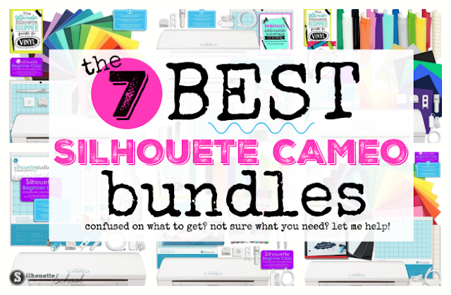 best silhouette cameo bundles, silhouette cameo bundles, silhouette portrait bundles, are silhouette cameo bundles worth it