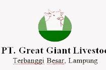 """Lowongan Kerja PT. Great Giant Livestock """"Terbanggi Besar - Lampung"""""""