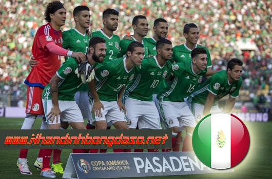 Haiti vs Mexico 9h00 ngày 3/7 www.nhandinhbongdaso.net