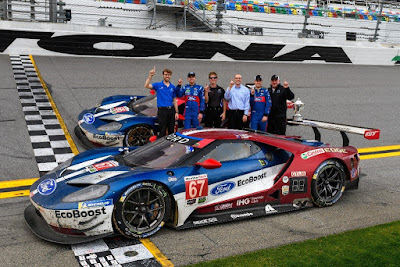 Ford GT Wins Back-To-Back Rolex 24 Races 🏆 🏁