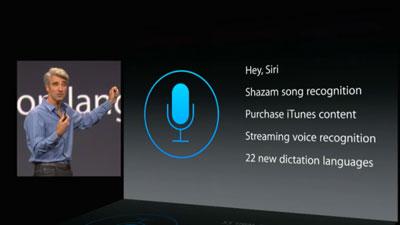 Siri di iOS 8 Hadirkan Fitur Baru dan Terkoneksi ke Shazam