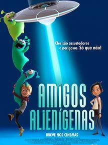 Amigos Alienígenas - Dublado