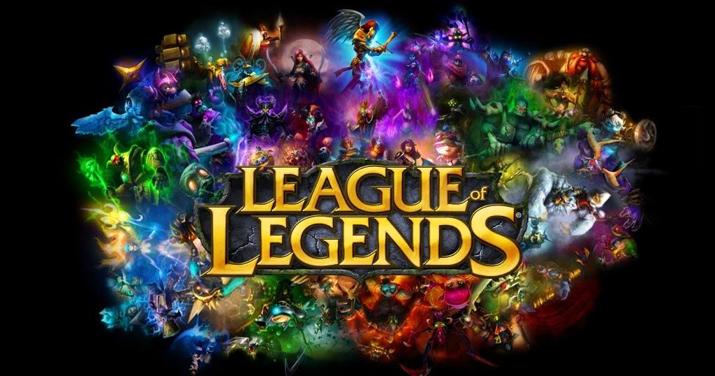 Como se joga league of legends