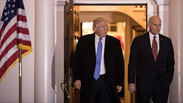 John Kelly será próximo secretario de Seguridad Nacional de EEUU