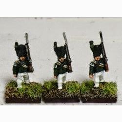 AWB27 Queens rangers, grenadiers.