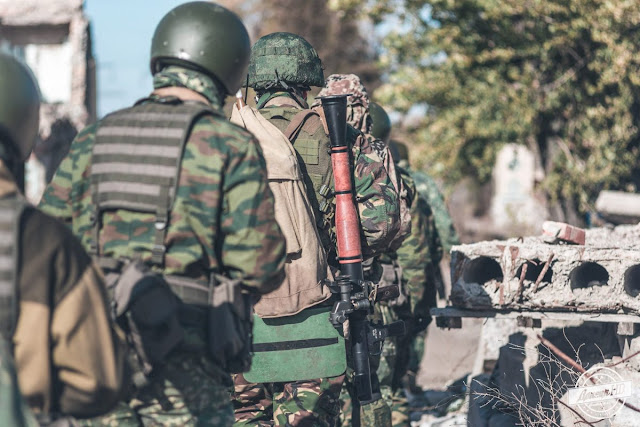 Боевиков на Донбассе стало меньше