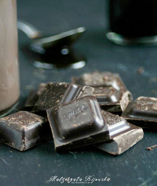 czekolada, wedel, daylicooking, Małgorzata Kijowska