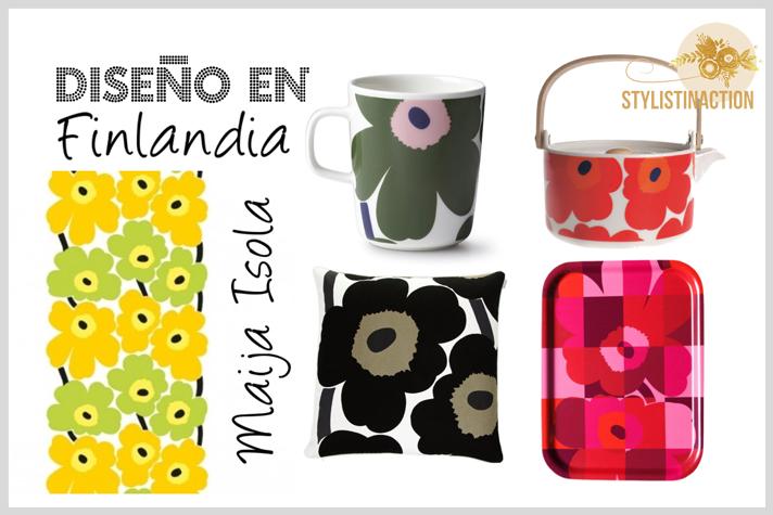 pattern caracteristico diseño finlandes maija isola post estilo nordico o escandinavo