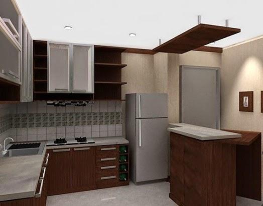 Cara memilih kitchen set dan daftar harga kitchen set for Kitchen set yang baik