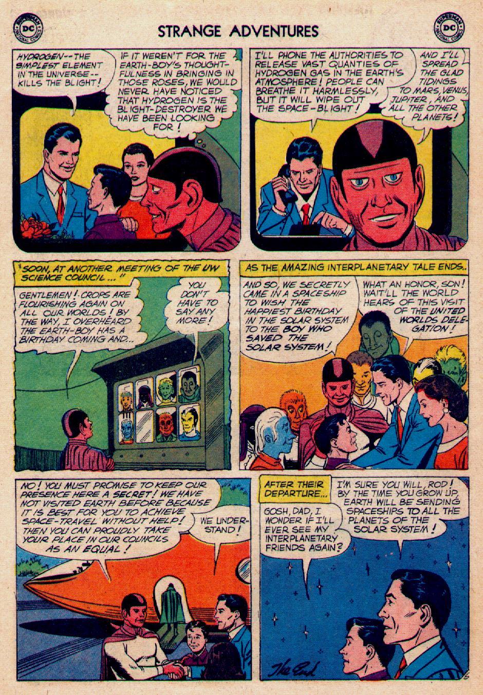 Strange Adventures (1950) issue 95 - Page 32