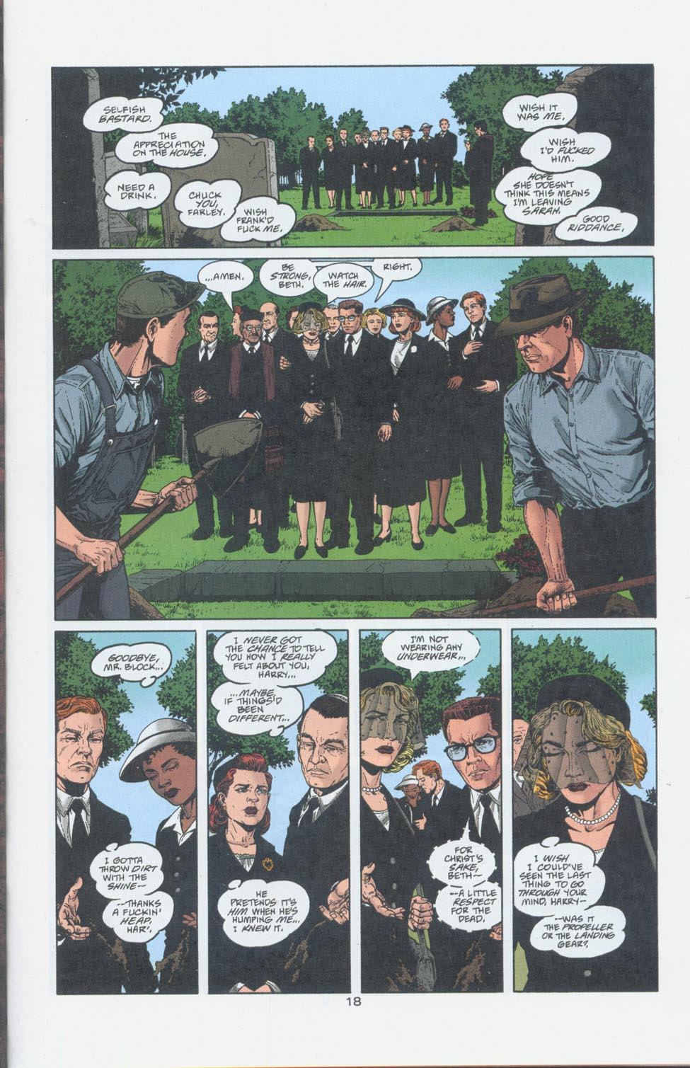 Read online American Century comic -  Issue #1 - 19