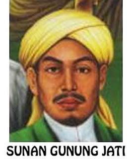 Sunan Gunung Jati or Syarif Hidayatullah