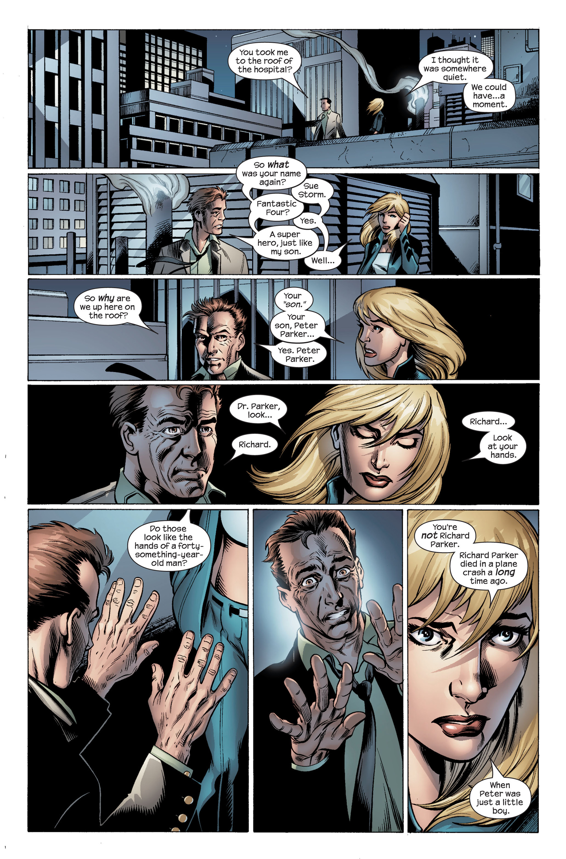 Read online Ultimate Spider-Man (2000) comic -  Issue #104 - 5
